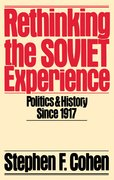 Cover for Rethinking the Soviet Experience