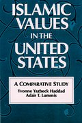 Cover for Islamic Values in the United States