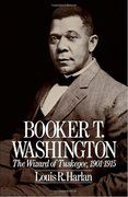 Cover for Booker T. Washington