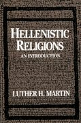 Cover for Hellenistic Religions