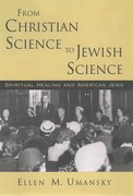 Cover for From Christian Science to Jewish Science