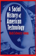 Cover for A Social History of American Technology