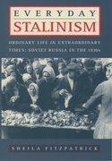 Cover for Everyday Stalinism