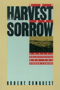 Cover for The Harvest of Sorrow