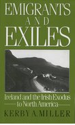 Cover for Emigrants and Exiles
