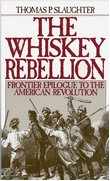 Cover for The Whiskey Rebellion