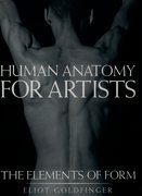 Cover for Human Anatomy for Artists