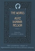 Cover for The Works of Alice Dunbar-Nelson