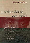 Cover for Neither Black Nor White Yet Both