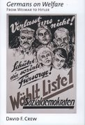 Cover for Germans on Welfare
