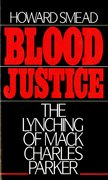 Cover for Blood Justice