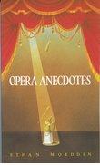 Cover for Opera Anecdotes