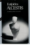 Cover for Alcestis