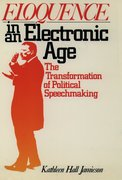 Cover for Eloquence in an Electronic Age