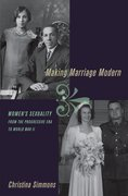 Cover for Making Marriage Modern