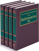Cover for The Oxford Encyclopedia of the Reformation