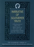 Cover for Narrative of Sojourner Truth