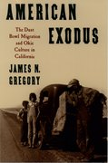 Cover for American Exodus