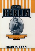 Cover for Irving Berlin