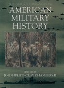 Cover for The Oxford Companion to American Military History