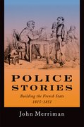 Cover for Police Stories