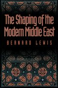 Cover for The Shaping of the Modern Middle East