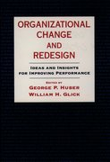 Cover for Organizational Change and Redesign