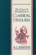 Cover for The Origins and Development of Classical Hinduism