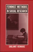 Cover for Feminist Methods in Social Research