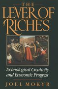 Cover for The Lever of Riches