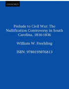 Cover for Prelude to Civil War