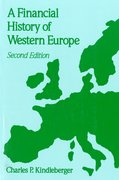 Cover for A Financial History of Western Europe