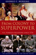 Cover for From Colony to Superpower