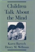 Cover for Children Talk About the Mind