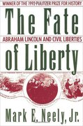 Cover for The Fate of Liberty