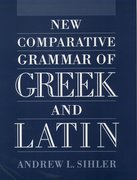 Cover for New Comparative Grammar of Greek and Latin