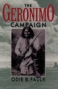 Cover for The Geronimo Campaign