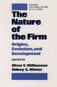 Cover for The Nature of the Firm