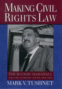 Cover for Making Civil Rights Law
