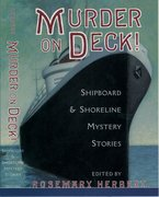 Cover for Murder on Deck!