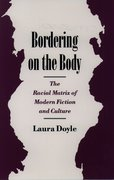 Cover for Bordering on the Body