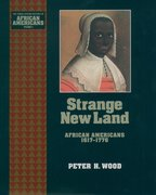 Cover for Strange New Land