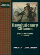 Cover for Revolutionary Citizens