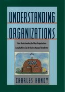Cover for Understanding Organizations