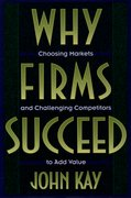 Cover for Why Firms Succeed