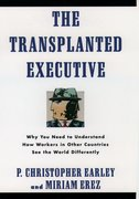 Cover for The Transplanted Executive