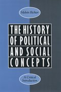 Cover for The History of Political and Social Concepts