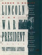 Cover for Lincoln, the War President