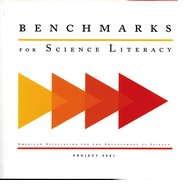 Cover for Benchmarks for Science Literacy