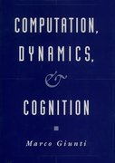 Cover for Computation, Dynamics, and Cognition